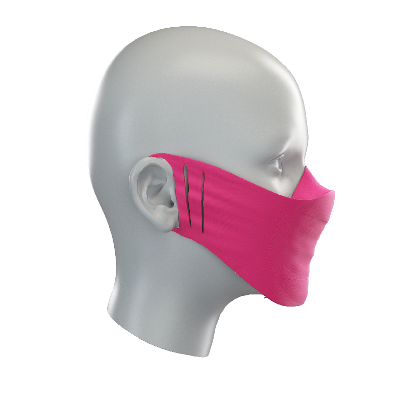 Skvělá ochranná maska s účinností 99,997 % proti coronavirům