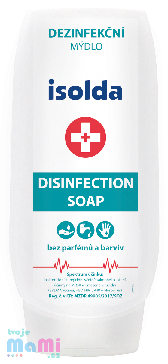 Dezinfekční mýdlo DISINFECTION SOAP 500 ml