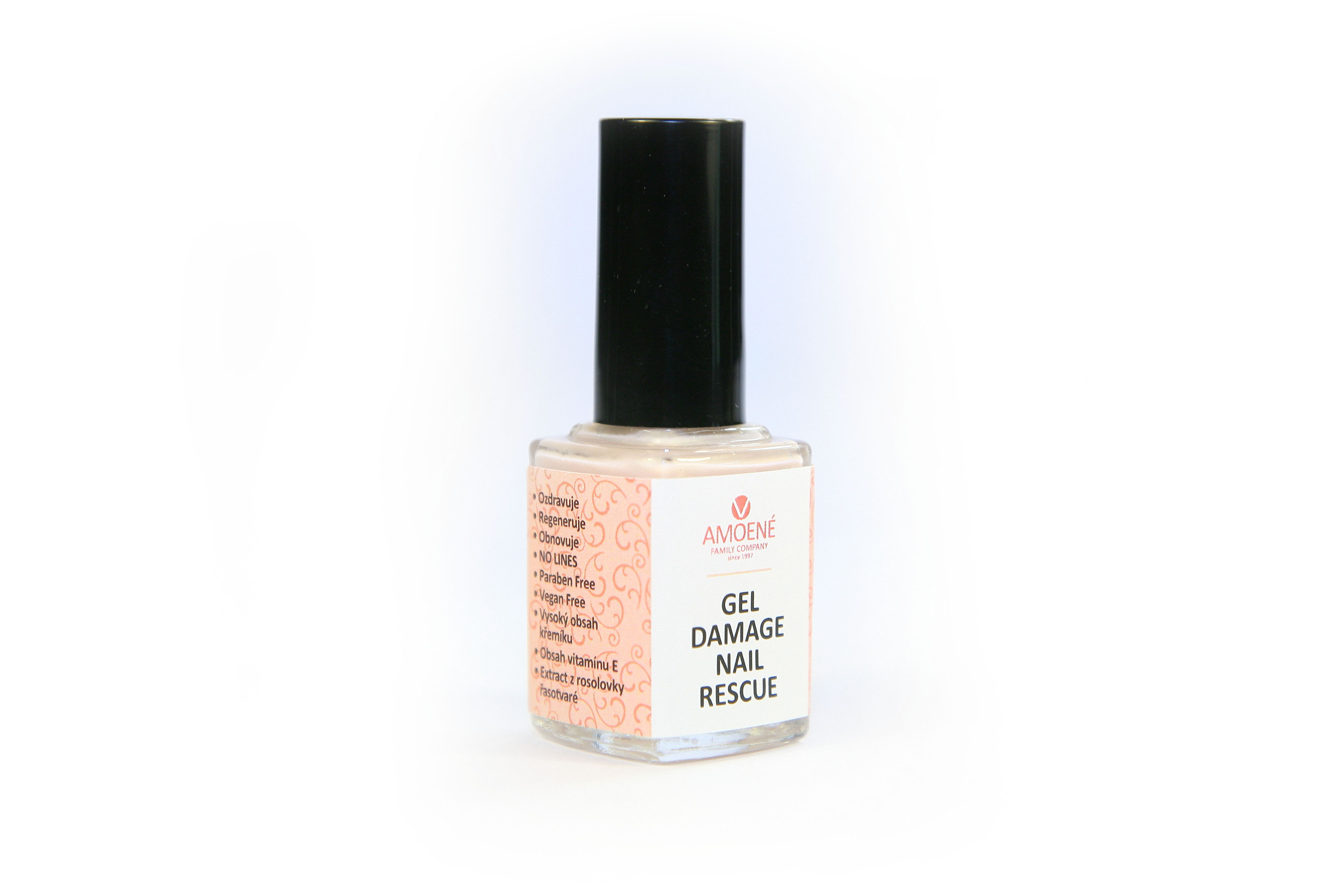 Gel demage nail rescue 12 ml