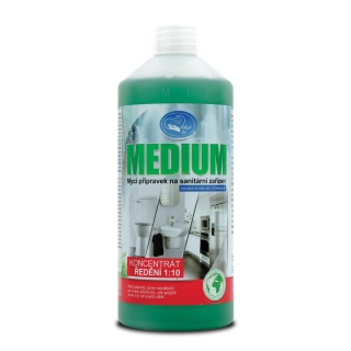 MEDIUM na sanitu 0,25l - 6 x 0,25 l