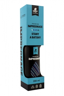 INPRODUCTS Impregnace na Stany a Batohy